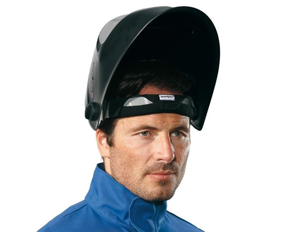 Face Protection: 3M Automatic welder's helmet Speedglas 100V 1