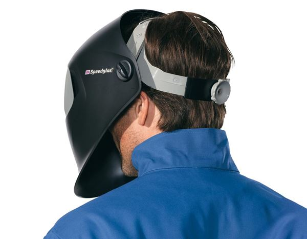 Face Protection: 3M Automatic welder's helmet Speedglas 100V 2
