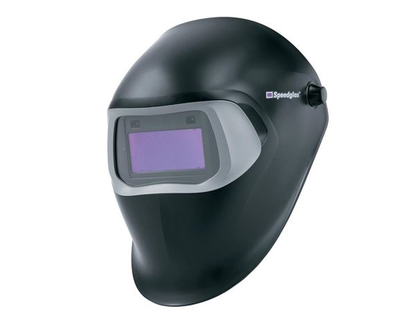 Face Protection: 3M Automatic welder's helmet Speedglas 100V