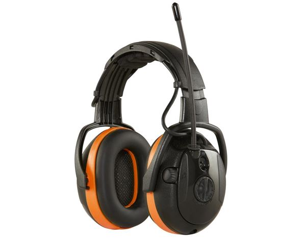 Ear Defenders: e.s. Protector cups Radio 2HR + orange