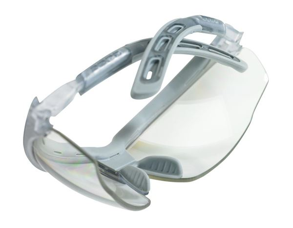 Eye Protectors: e.s. Safety glasses Helin + gradient