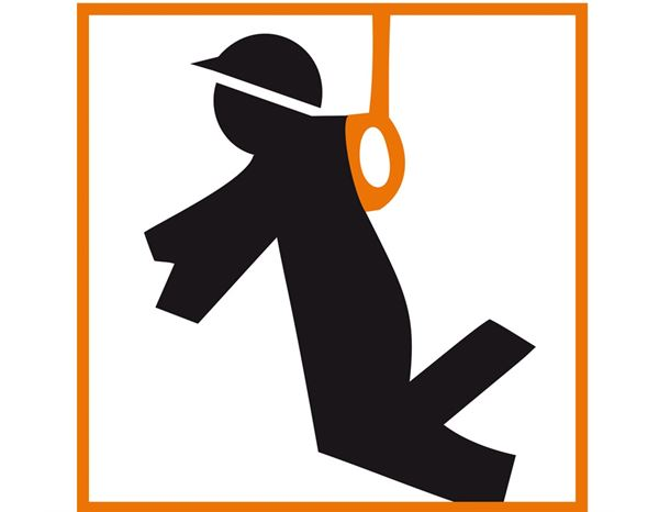 Fall Prevention: Skylotec Safety harness Basic 1