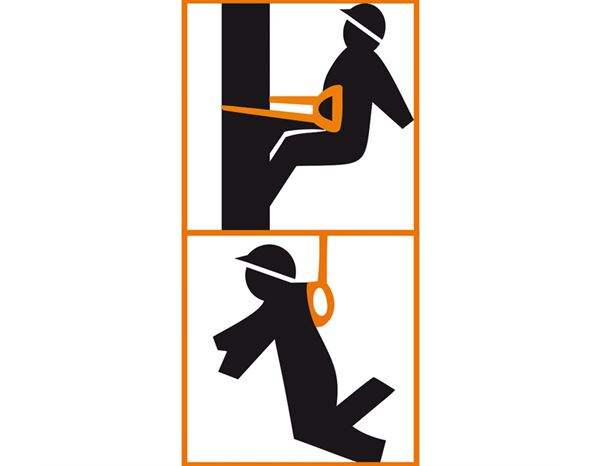 Fall Prevention: Skylotec Safety harness Standard 1