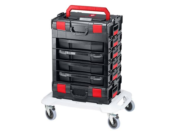 Tool Cases: e.s. i-Rack active + black/red 7