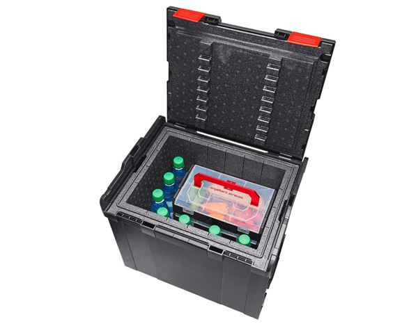 Tool Cases: e.s. Thermo insert 374 + anthracite 3