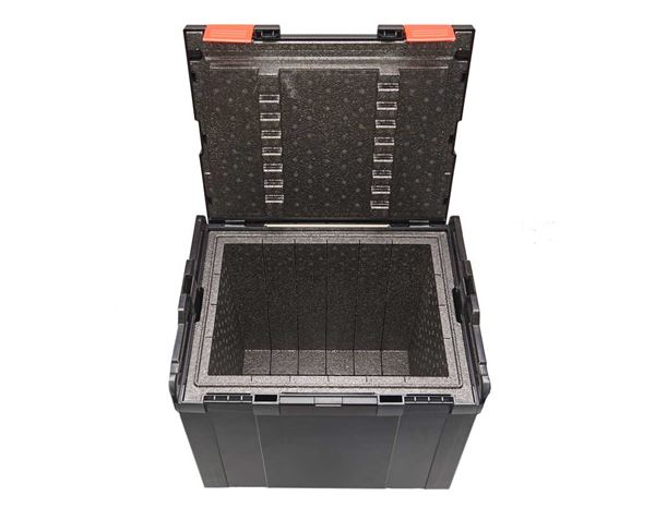 Tool Cases: e.s. Thermo insert 374 + anthracite 2
