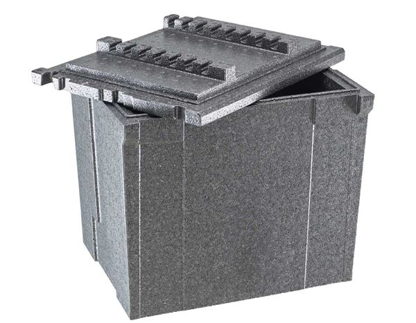 Tool Cases: e.s. Thermo insert 374 + anthracite 1