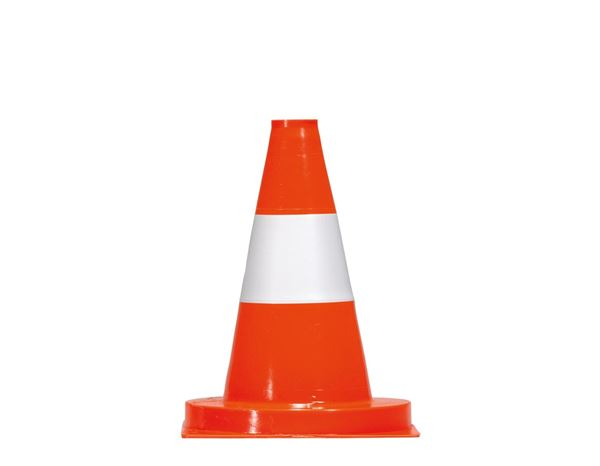 Marking: Traffic cone