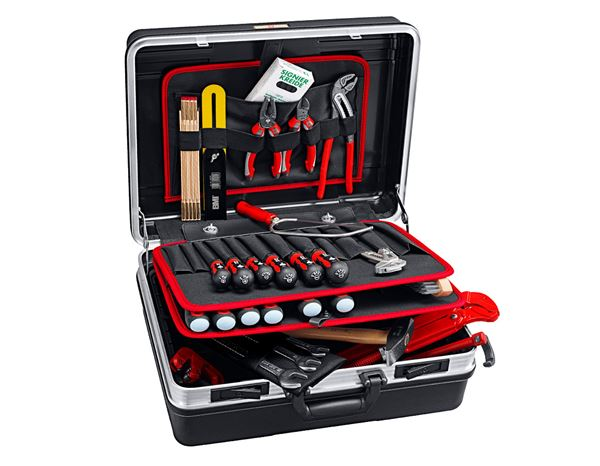 Tool Cases: Tool case set gas/sanitary special
