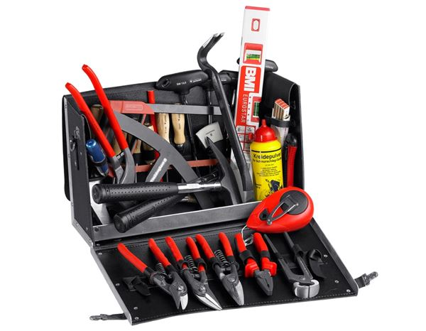 Tool Cases: Tool box Roof Profi