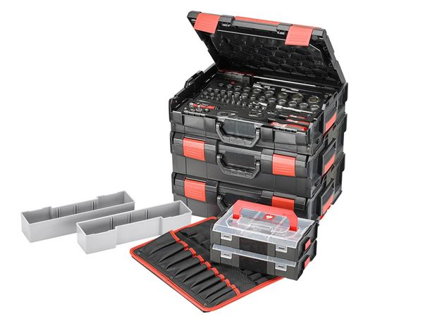 Tool Cases: e.s. Boxx socket wrench set pro I