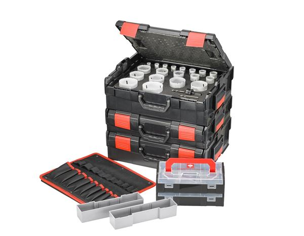 Tool Cases: e.s. Boxx socket wrench set pro I 1