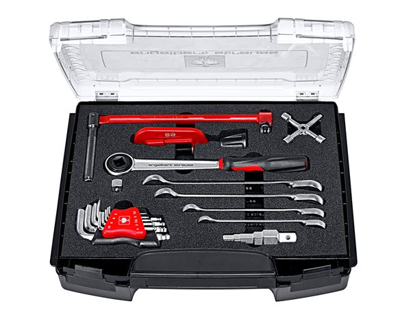 System boxes: e.s. Tool Boxx Sanitary 72
