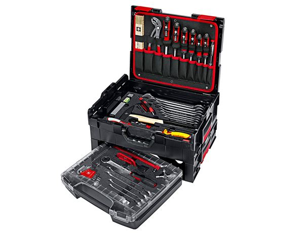 System boxes: e.s. Tool Boxx Sanitary 136-1 classic