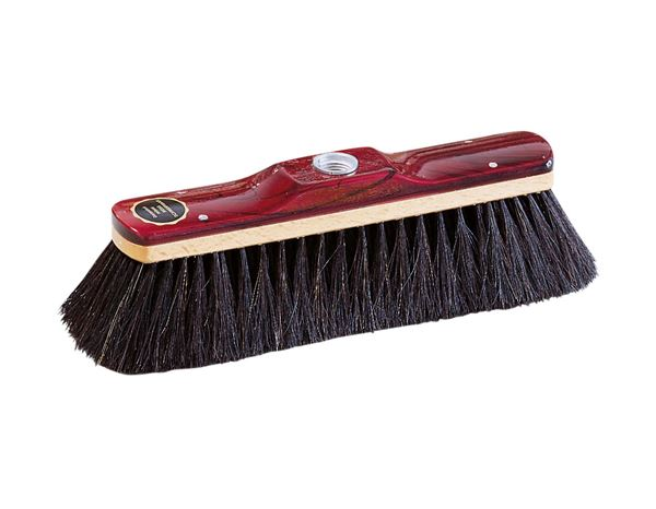 Brooms / Brushes / Scrubbing  Brushes: Horsehair Floor Broom