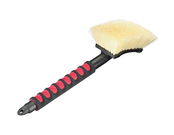 Brooms | Brushes | Scrubbers: Rubber Fender Brush, synthetic fibre