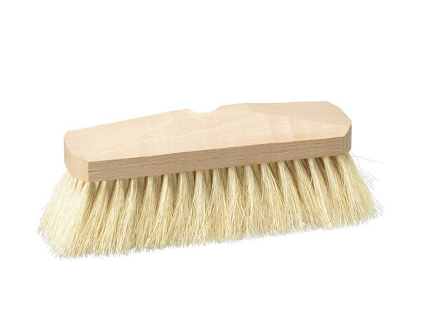 Brooms / Brushes / Scrubbing  Brushes: Tar Brush with stem hole