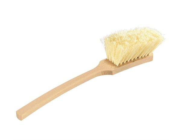 Brooms / Brushes / Scrubbing  Brushes: Fender Brushes Fibre, cambered cut