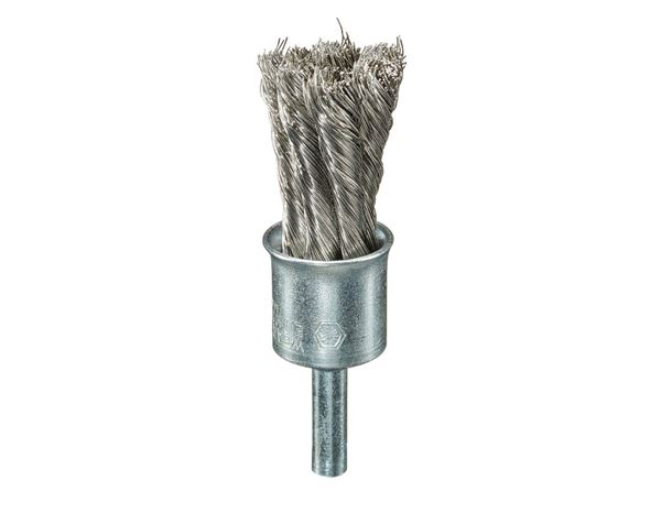 Wire Brushes: Twist Knot Wire End Brush