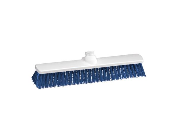 Brooms / Brushes / Scrubbing  Brushes: Outdoor Broom + blue