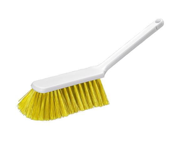 Brooms / Brushes / Scrubbing  Brushes: Hand Brush + yellow
