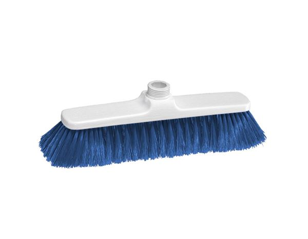 Brooms | Brushes | Scrubbers: Indoor Broom + blue