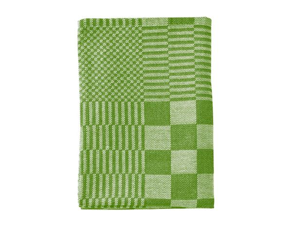 Cloths: e.s. Tea towels solid, pack of 3 + maygreen