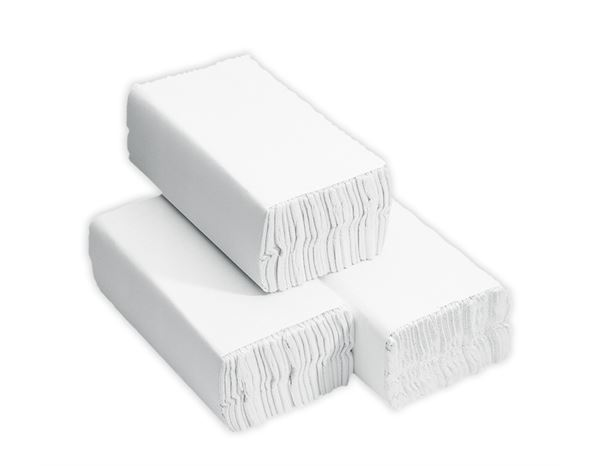 Cloths: Pure White 2-Ply Paper Towels