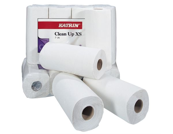 Cloths: Kitchen rolls, 3-ply