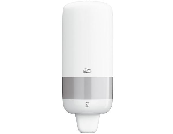 Hand Cleaning / Skin Protection: Tork Liquid Soap Dispender