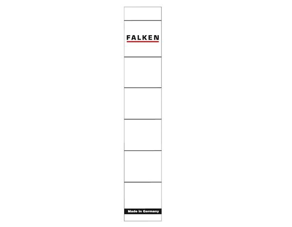Falken Spine Labels