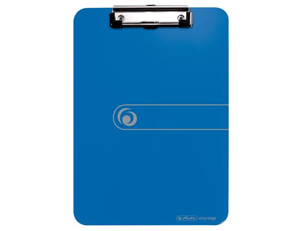 Organisation: Herlitz Clipboard + blue