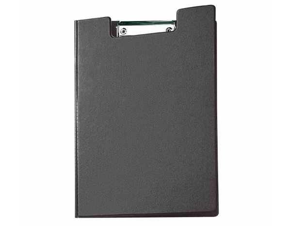 Organisational Supplies: Clipboard with Transparent Sheet + black