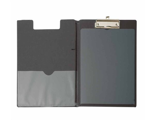 Organisational Supplies: Clipboard with Transparent Sheet + black 1