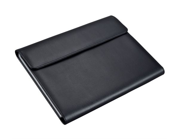 Organiser Books: Alassio Partition folder + black 1