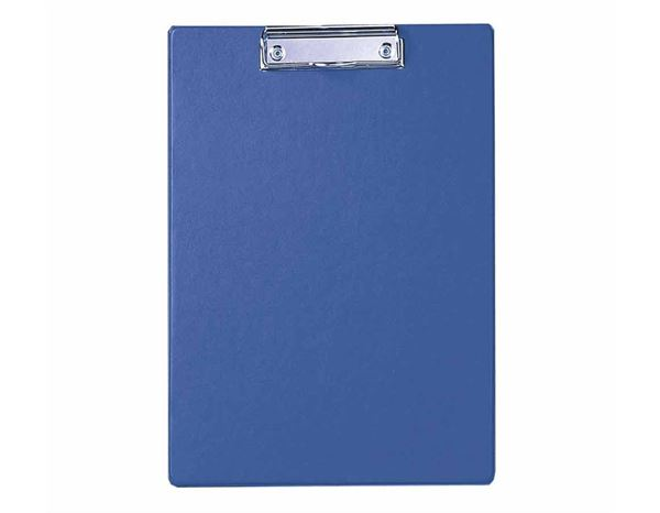 Organisational Supplies: MAUL Economy clipboard + blue