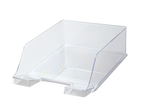 Letter Trays / Magazine Files: HAN Letter Trays KLASSIK XXL + transparent