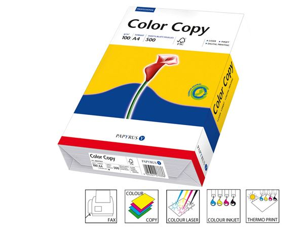 Office Paper: HP Colour Office Paper