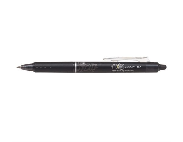 Pencils / Pens / Markers: PILOT Rollerball Frixion ball Clicker + black