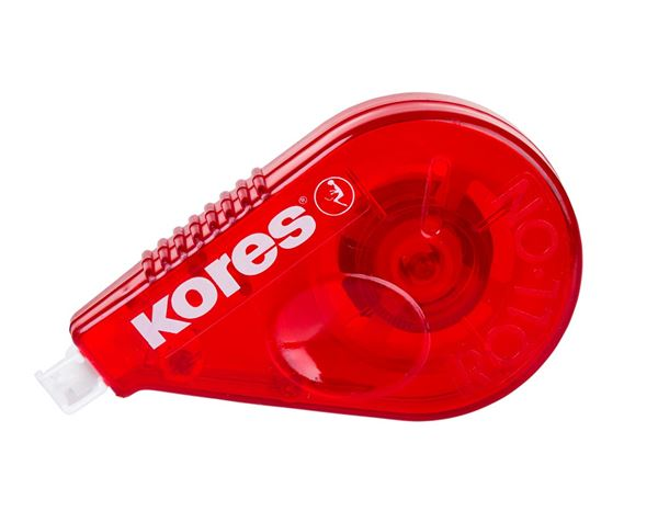 Correction Products / Erasers: Kores Correction Roller