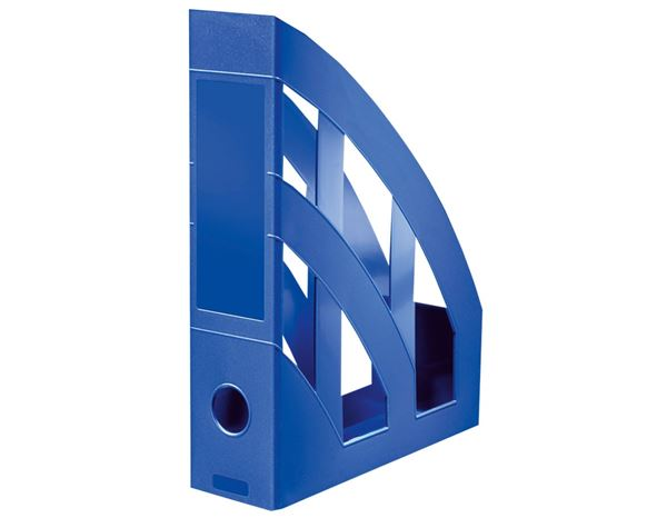 Letter Trays / Magazine Files: Magazin Files + blue