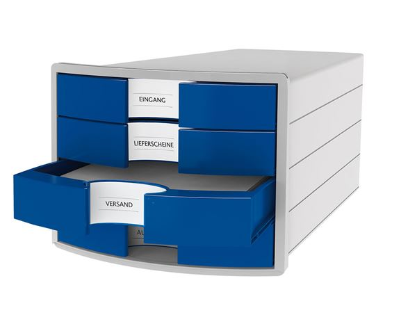 Filing systems: HAN File Drawer Box + blue 1