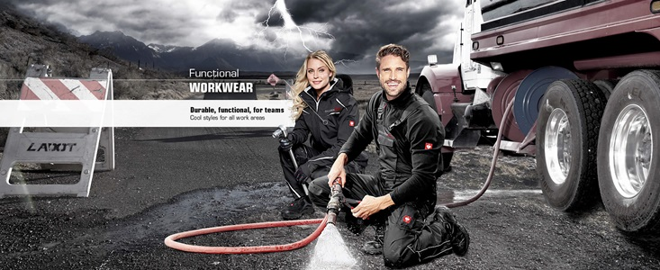 Functional workwear by engelbert strauss